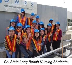 Casl State Long Beach Nursing Students