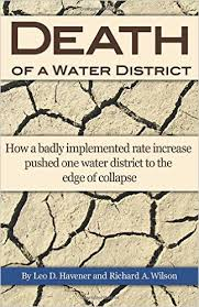 Death of a Water District book cover