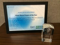 Water Reuse Project of the Year Award