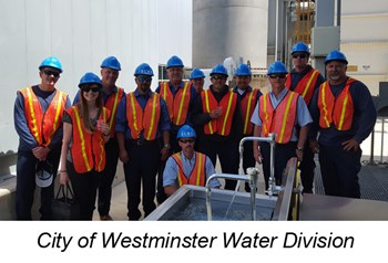 City of Westminster Water Division