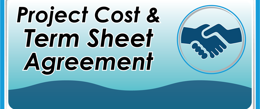 Project Cost Term Sheet Agreement Ocwd