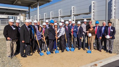 GWRS Final Expansion groundbreaking